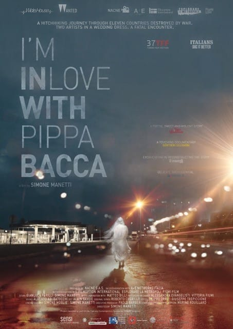 Urban Distrib - I'm in love with Pippa Bacca