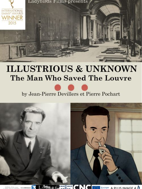 Urban Distrib - The Man Who Saved the Louvre