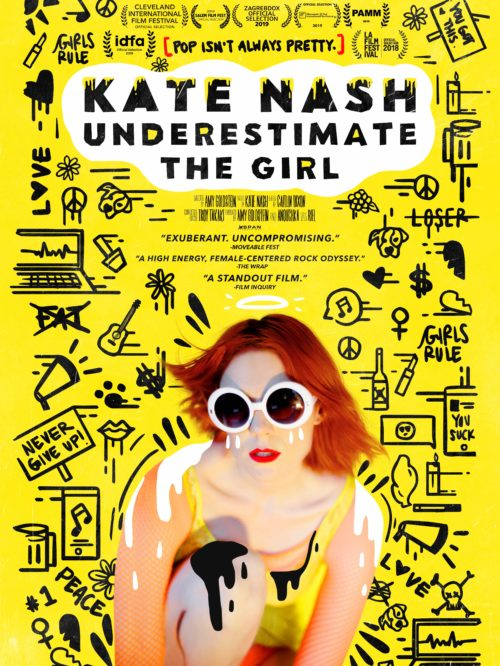 Urban Distrib - Kate Nash Underestimate the Girl