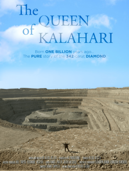 Urban Distrib - The Queen of Kalahari