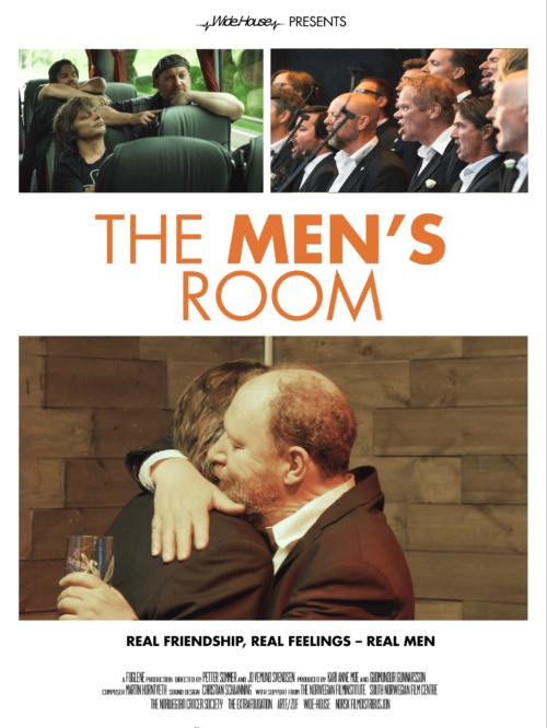 Urban Distrib - The Men's Room