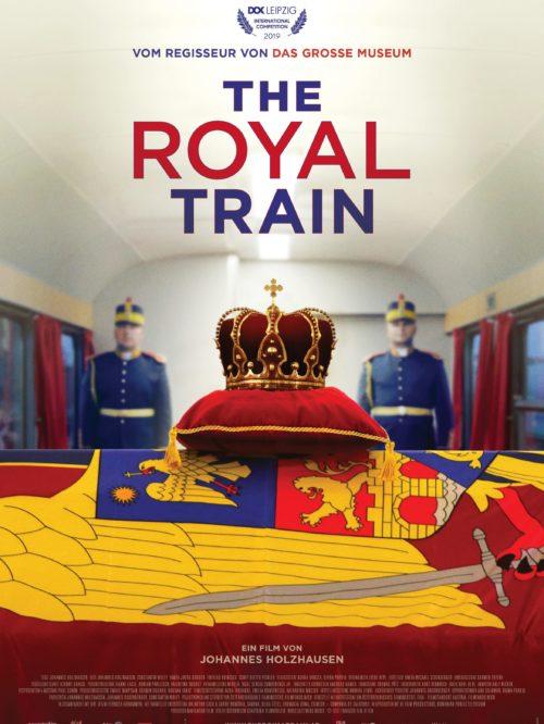 Urban Distrib - The Royal Train