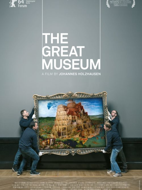 Urban Distrib - The Great Museum