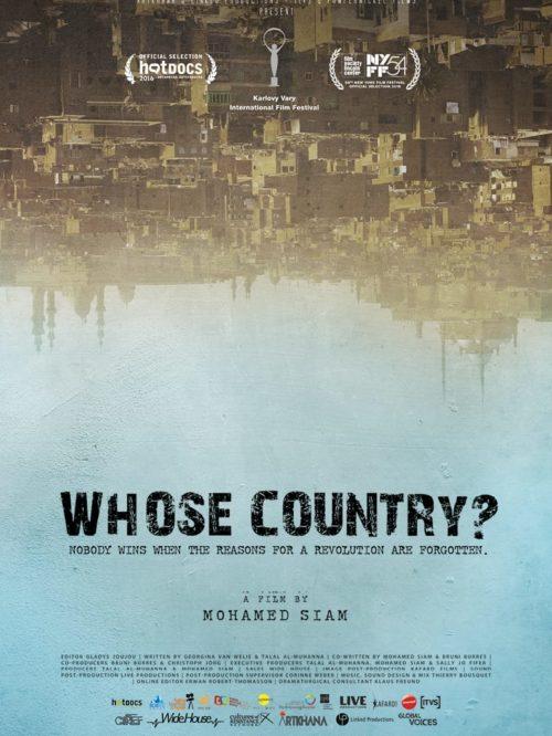 Urban Distrib - Whose Country