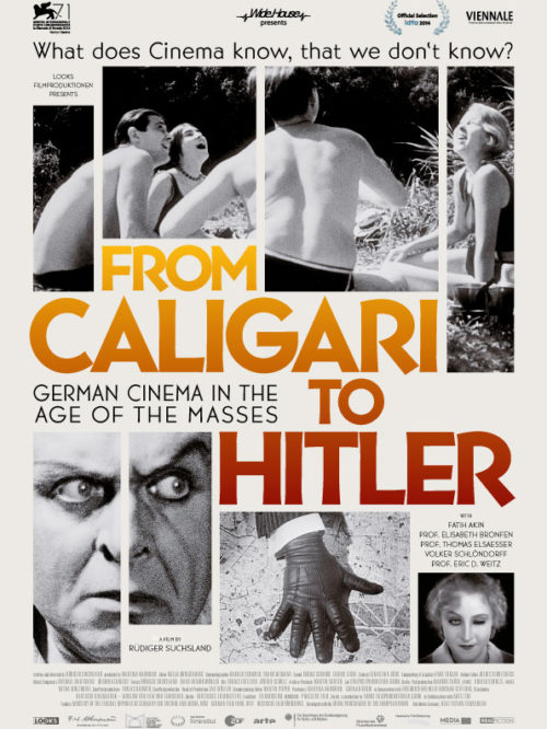 Urban Distrib - From Caligari to Hitler