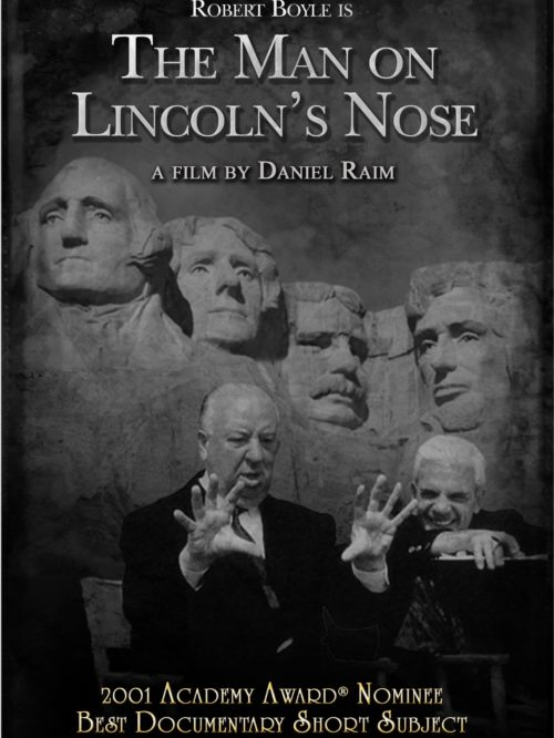 Urban Distrib - The Man on Lincoln's Nose