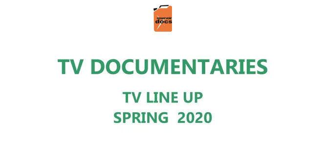 Urban Distrib - TV Line-up Spring 2020
