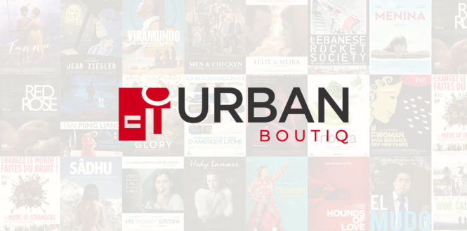 Urban Distrib - Urban Boutiq: new online DVD store!