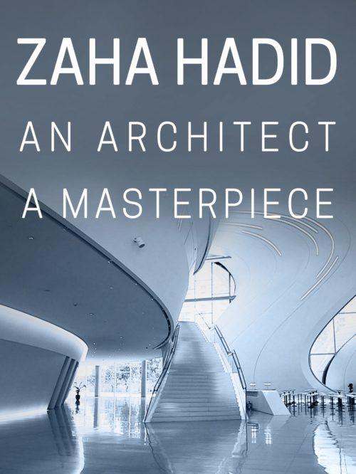 Urban Distrib - Zaha Hadid, an architect, a masterpiece