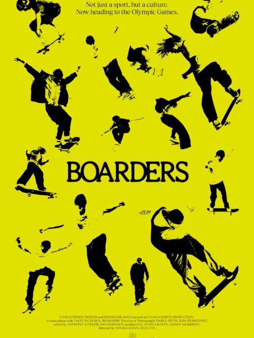 Urban Distrib - Boarders