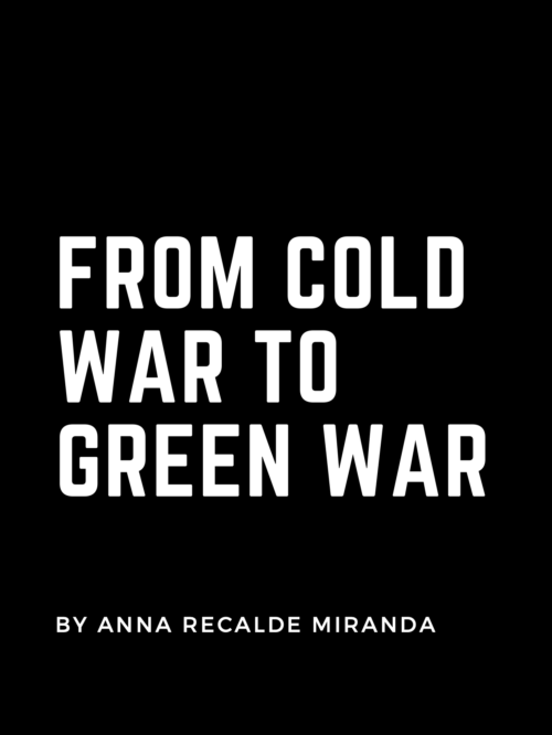 Urban Distrib - From Cold War to Green War