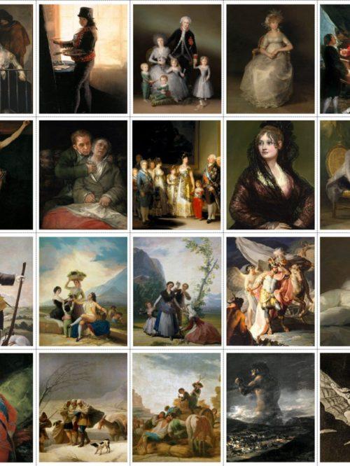Urban Distrib - The Thousand Faces of Goya